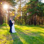 Miejsce na poślubny wyjazd - Mazury.