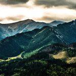 Zakopane, Tatry - góry to bardzo romantyczne miejsce