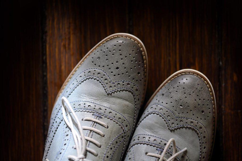 Buty ślubne - styl i moda ślubna dla mężczyzn.